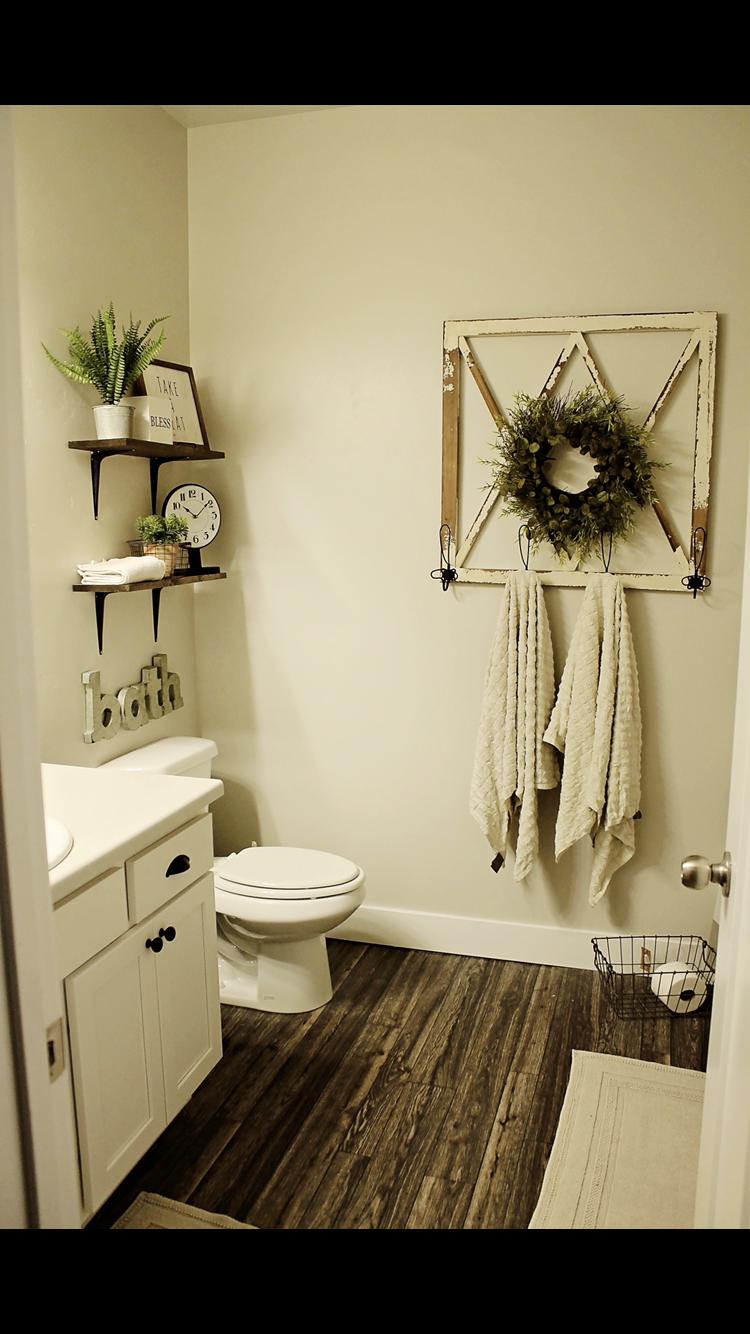 bathroom wall decor kohls #diy for bathroom decor #bathroom decor