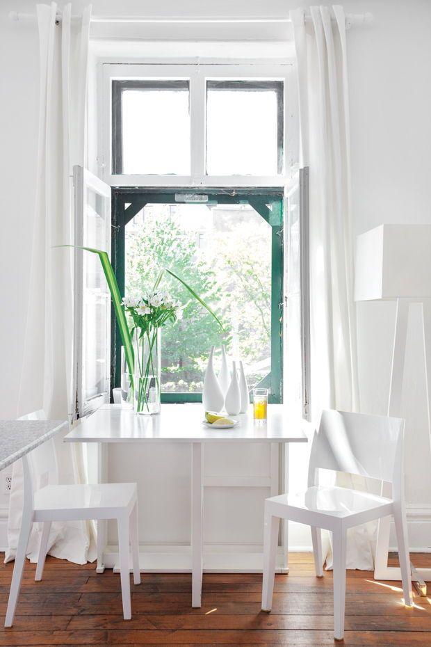 Incursion à l'intérieur de l'appartement lumineux d'Azamit ...