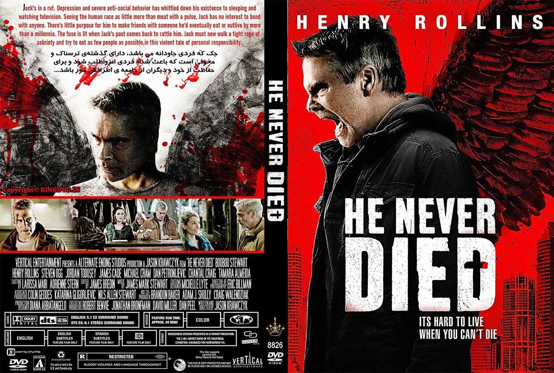 Filme completo em HD - Ele Nunca Morre - 2016 Dublado