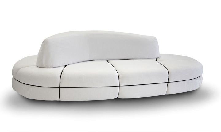 Dover Island Sofa By D3co