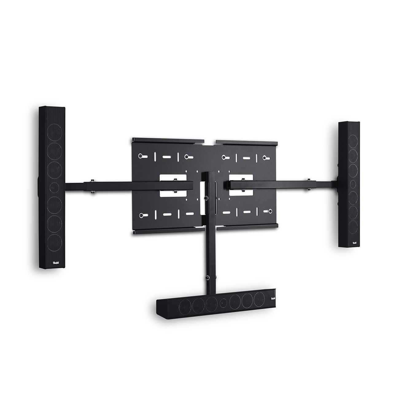 high end tv und lautsprecher halterung jetzt kaufen. Black Bedroom Furniture Sets. Home Design Ideas