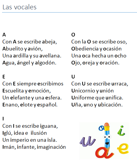 Poema infantil con aliteración. Bilingual Education | Bilingual ed ...
