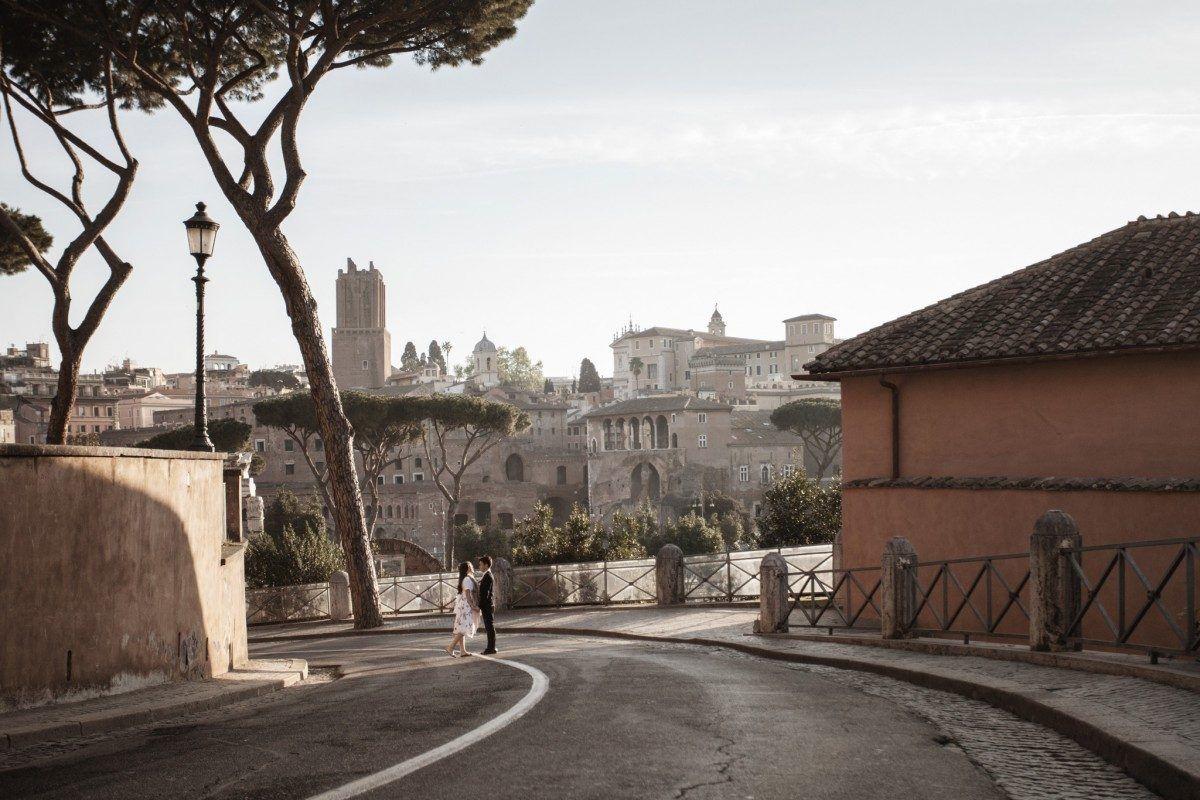 Photoshoot Rome Fabio Schiazza Terrazza Caffarelli 2 | travel ...