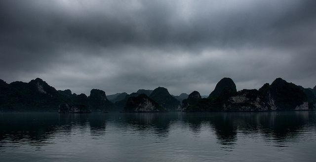 Halong Bay by DPGold Photos, via Flickr