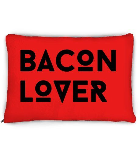 Bacon Lover Dog Bed