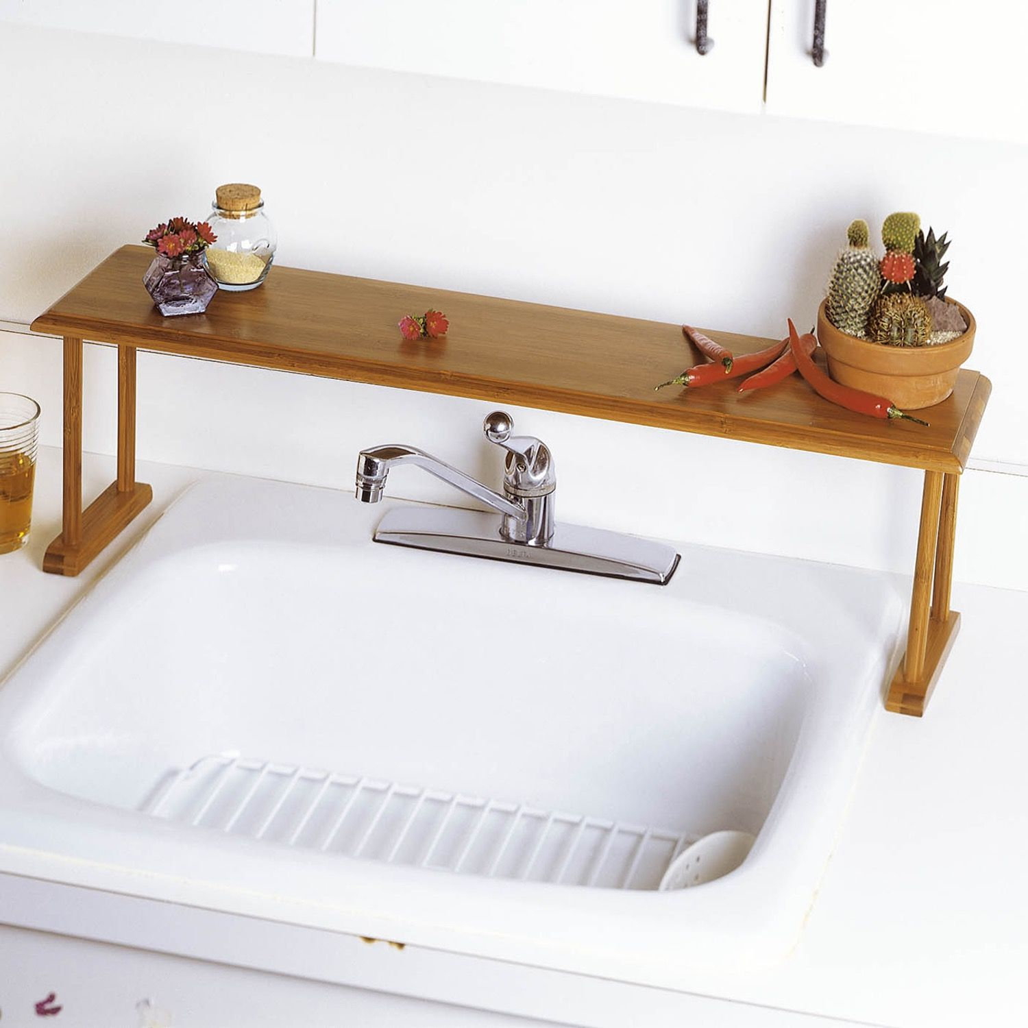 No Counter Space? Solutions for a Clean and Clutter-Free Kitchen ...