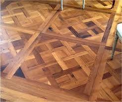 Houten vloer in versailles patroon inspiratie bvo vloeren houten