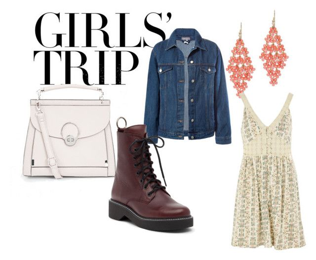 Untitled #72 by michelemaries on Polyvore featuring polyvore мода style  Topshop Sans Souci Steve Madden New Look Design Lab fashion clothing gi…