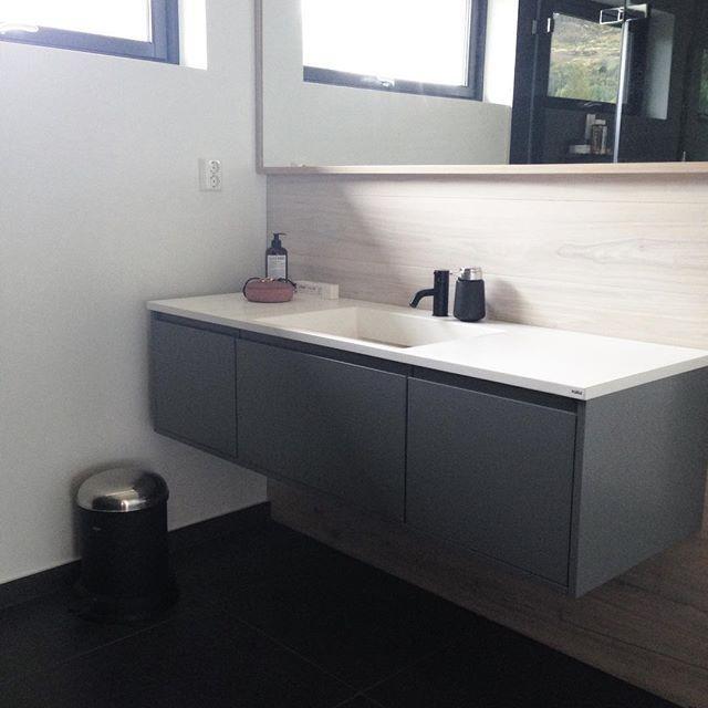 hade på bade || #bathroom #interiordesign #boligpluss # ...