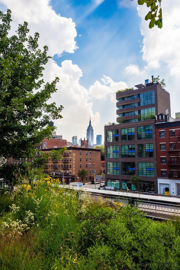 New York's high line