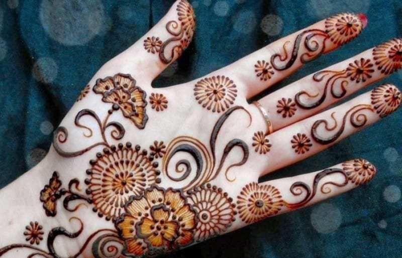 14+ Gambar Nail Henna - Richi Wallpaper