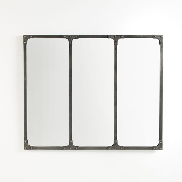 Miroir industriel Lenaig Salons