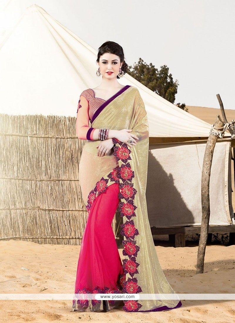Modern saree models modern embroidered work designer saree  saree models saree and
