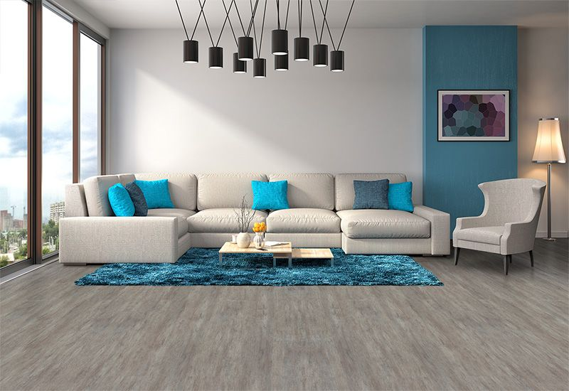 teak fusion cork floor modern living room interior design the renaissance of natural materials has