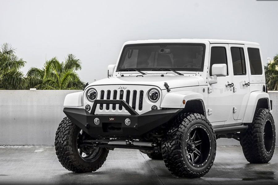 Jeep Wrangler Jku >> Product Of The Week Vpr4x4 Ultima Bumpers Jeep Jk Jeep Bumpers