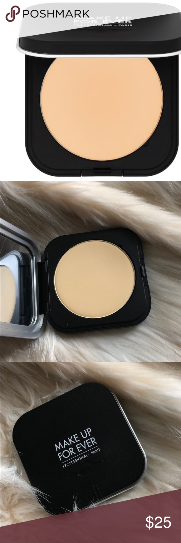 Makeup Forever Ultra HD Microfinishing Pressed Pow