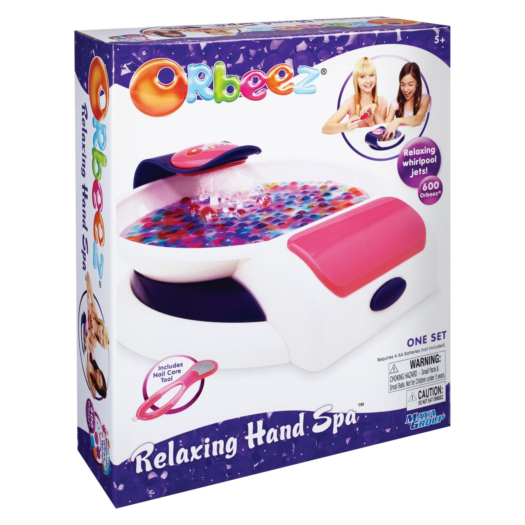 Orbeez Relaxing Hand Spa | Spa and Products