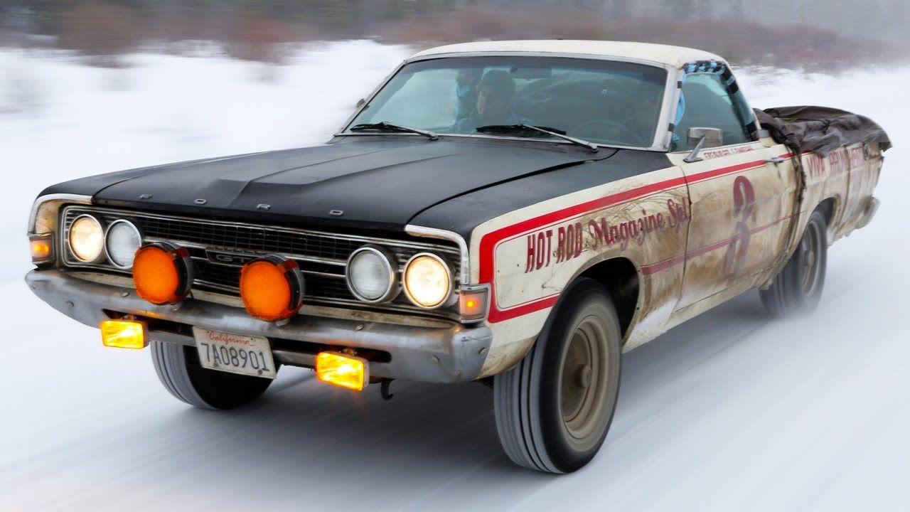 The Ranchero Returns! Alaska or Bust: The Sequel - Roadkill