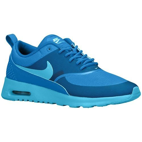 Womens Nike Air Max Thea Clearwater Lt Blue Lacquer