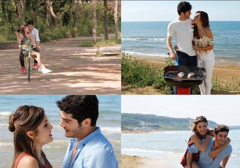 romantische Drama Fernsehserie