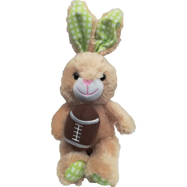 Football Bunny Plush #bunnyplush