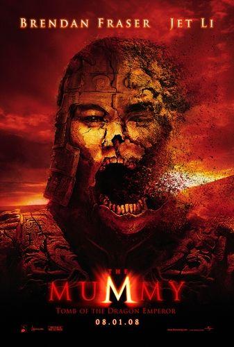 The Mummy Tomb Of The Dragon Emperor 2008 A Mumia Tumba Do