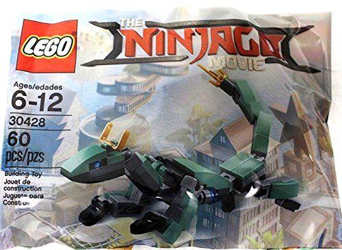 LEGO 30428 GREEN NINJA MECH DRAGON BRAND NEW SEALED POLYBAG THE NINJAGO MOVIE