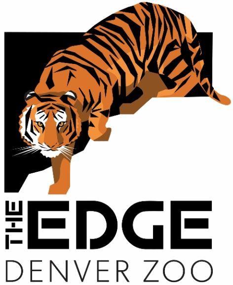 Anime In Denver: Denver Zoo, Edge Logo, Tiger Art