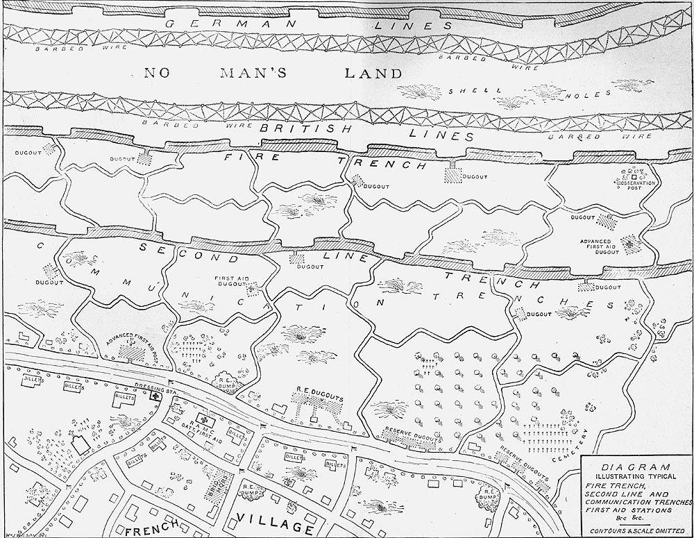 40 maps that explain World War I Warfare, German army and Wwi - fresh germany map after world war 1