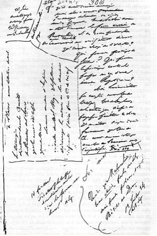 Stendhal, manuscrit de Lucien Leuwen, Bibliothèque