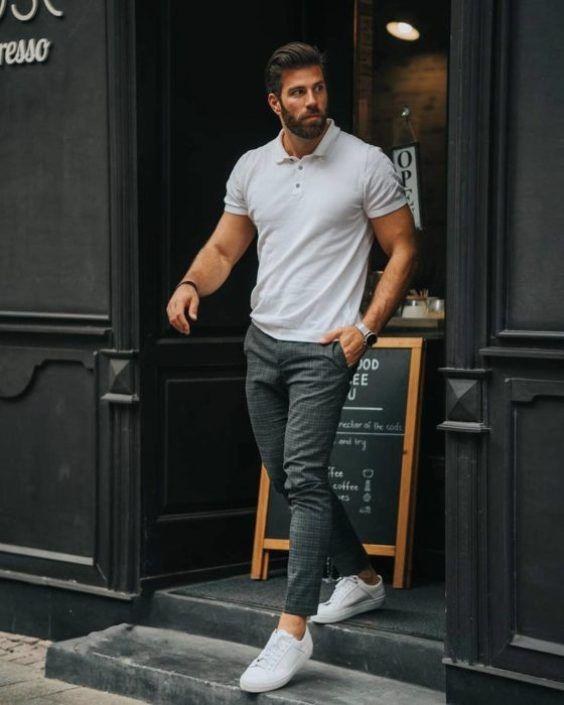 20 Most Popular Casual Outfits For Men To Try This Year – Damian F's