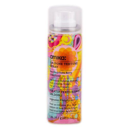 Robot Check Texturizing Spray Dry Shampoo Amika