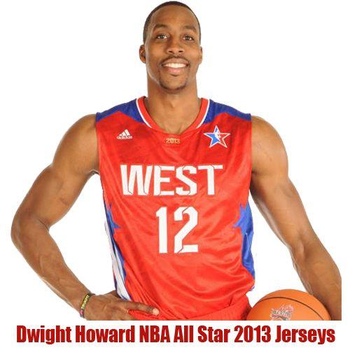 Dwight Howard Nba All Star 2013 Jerseys