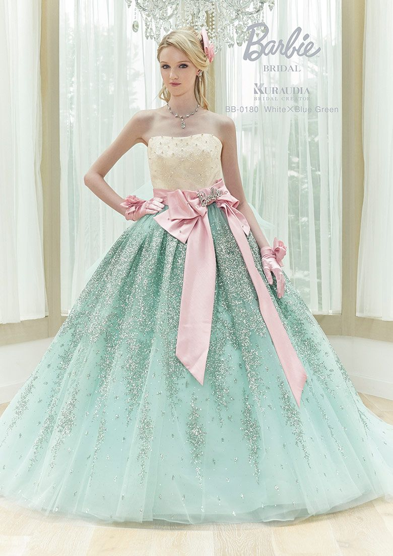 Attractive Barbie Wedding Gown Illustration - All Wedding Dresses ...