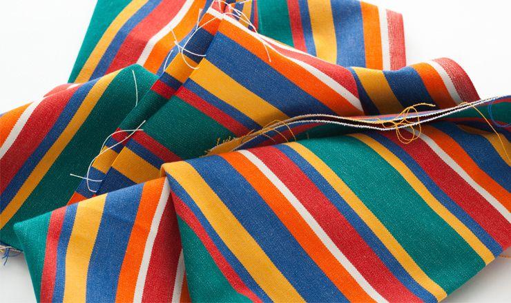 Il Bisonte - Stripe Canvas