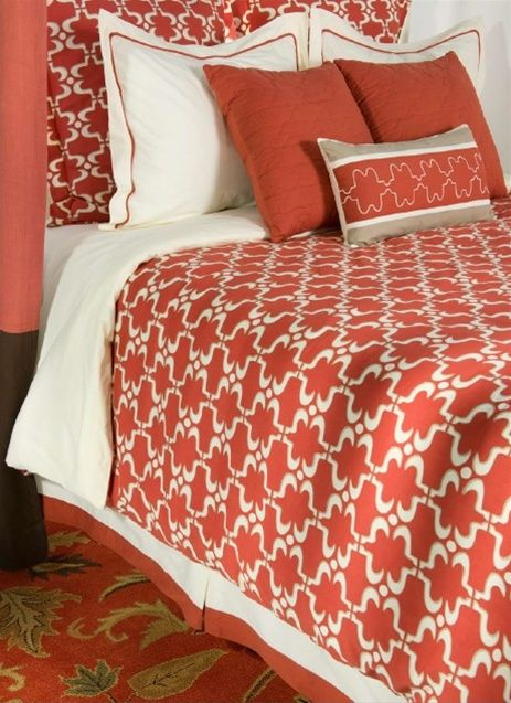 moroccan pc teal shop wanelo s comforter boho penelope bohemian quilt bed orange on the bedding