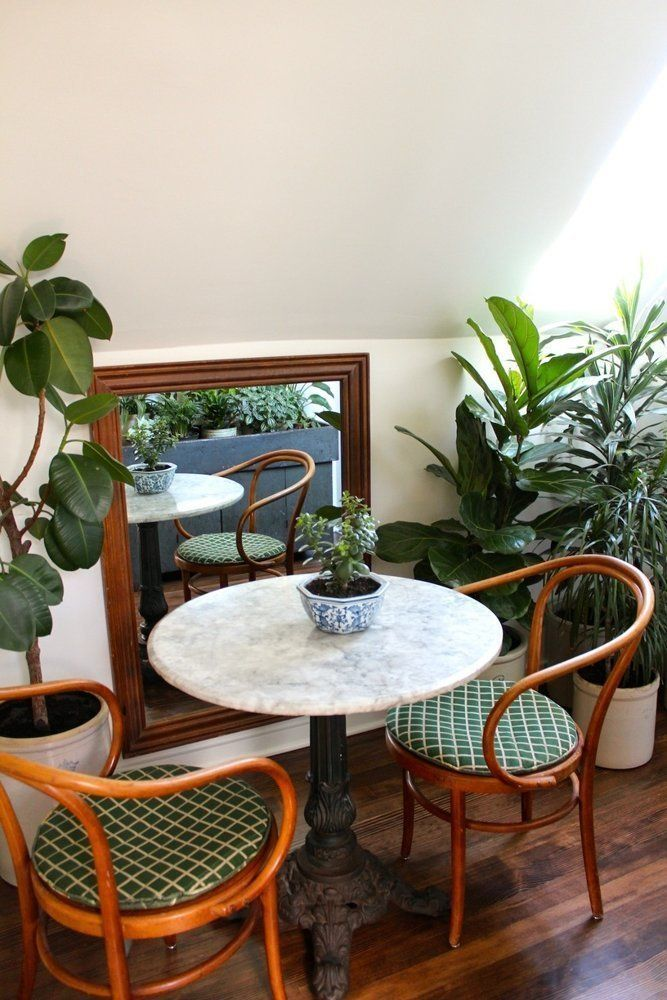 12 Bistro Table Breakfast Nooks Where We D Love To Have Our Morning Coffee