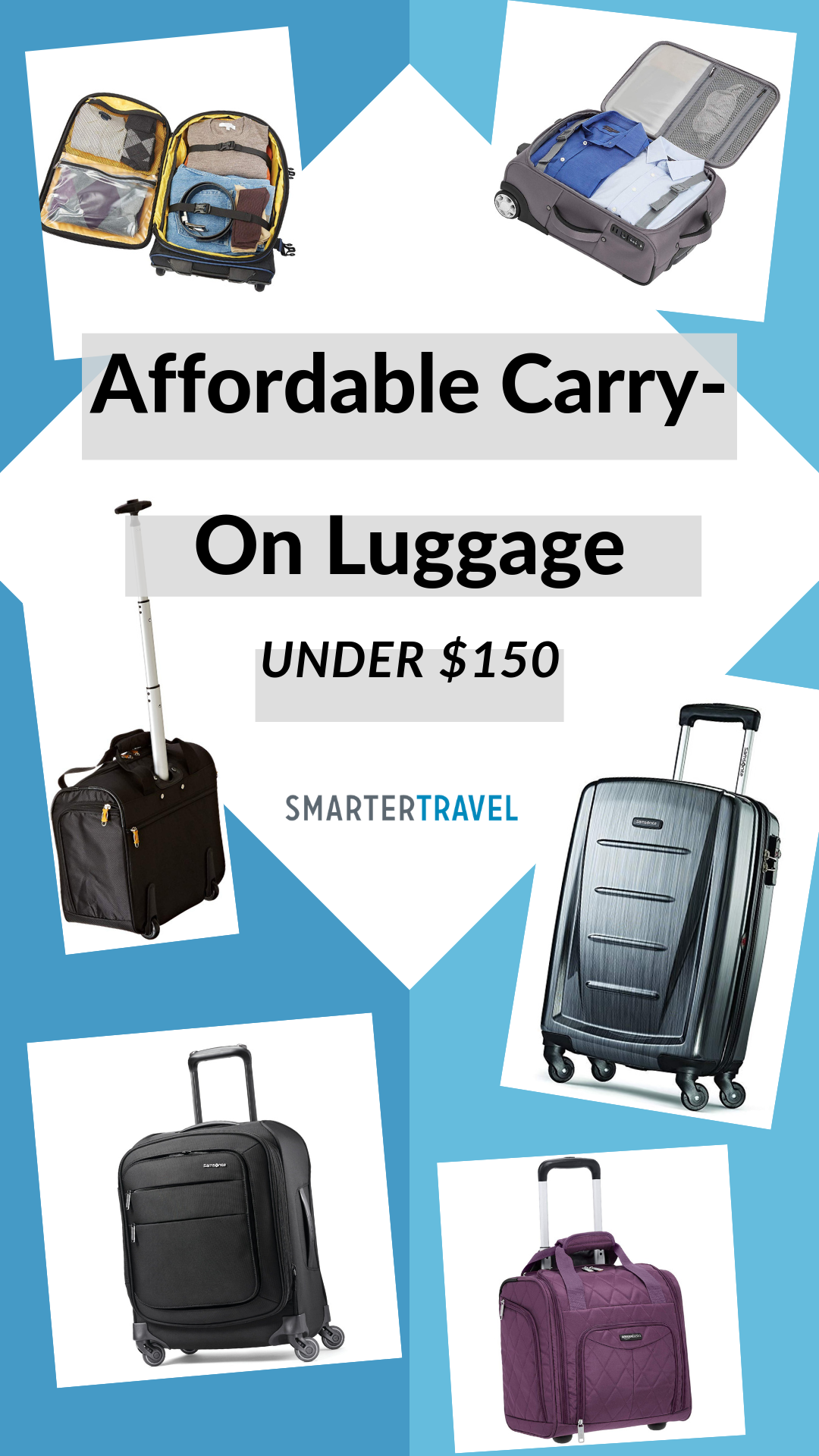 Best Carry On Luggage Affordable Bags Under 150 Best Carry On Luggage Carry On Luggage Luggage