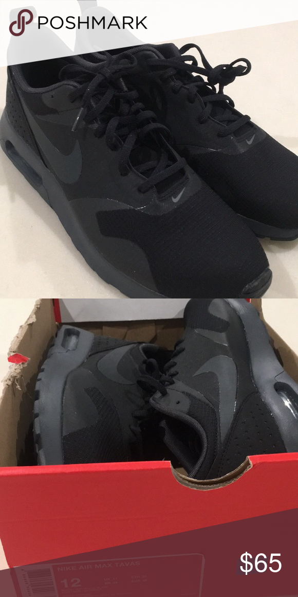 quality design 6639e 6d391 Men s Nike Air Max Tavas Brand new with box Nike Shoes Athletic Shoes