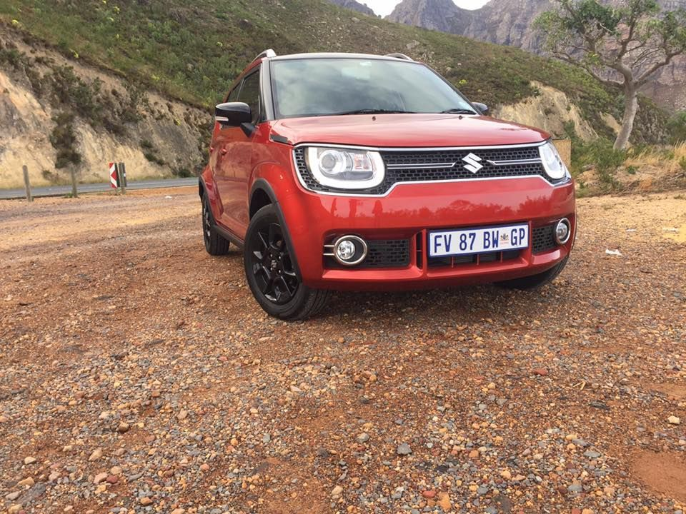 India Made Suzuki Ignis Now On Sale In South Africa South Africa