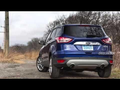 2016 Ford Escape 2 0l Ecoboost Fwd Turbocharged 2 0 Liter Engine