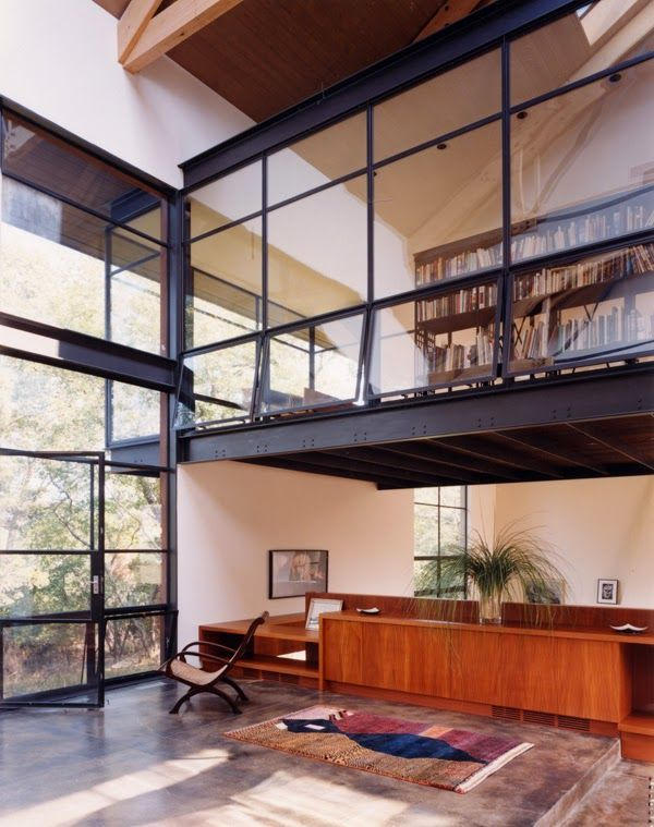 Image Result For Mezzanine Glass Wall Mezzanine Bedroom
