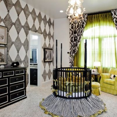 Baby Boy Nursery By Bravo Interior Design Room For A Sweet Little