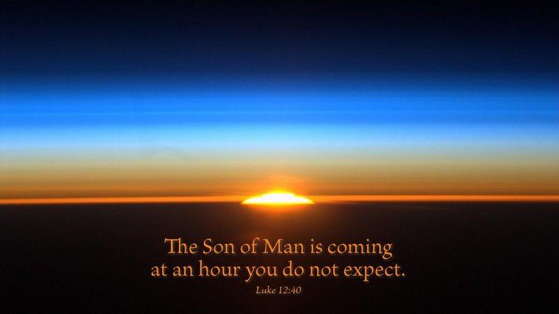 Luke12:40