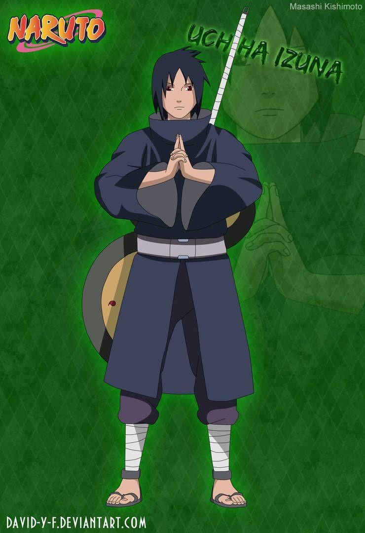 Izuna Uchiha by Davidyf   Naruto shippuden   Izuna uchiha