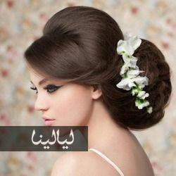 صور تسريحات شعر عروس 2014 Wedding Hairstyles For Long Hair Hair Styles Bridal Hair