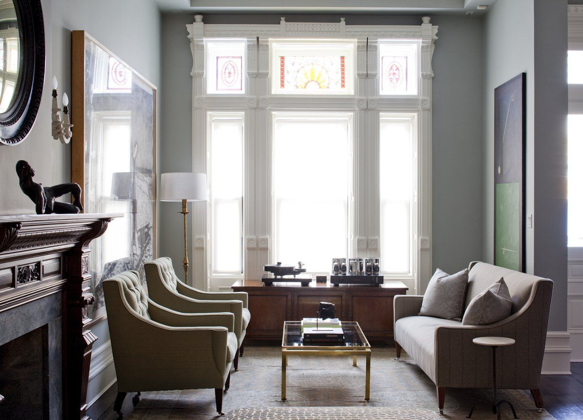 See More Of Sheila Bridges Design Inc S Harlem New York Townhouse