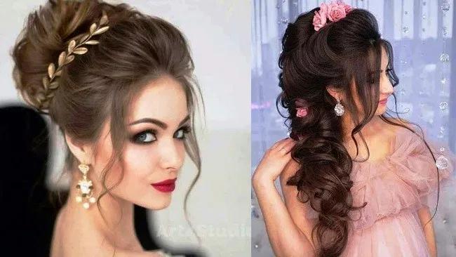 Pin On Eid Hairstyles