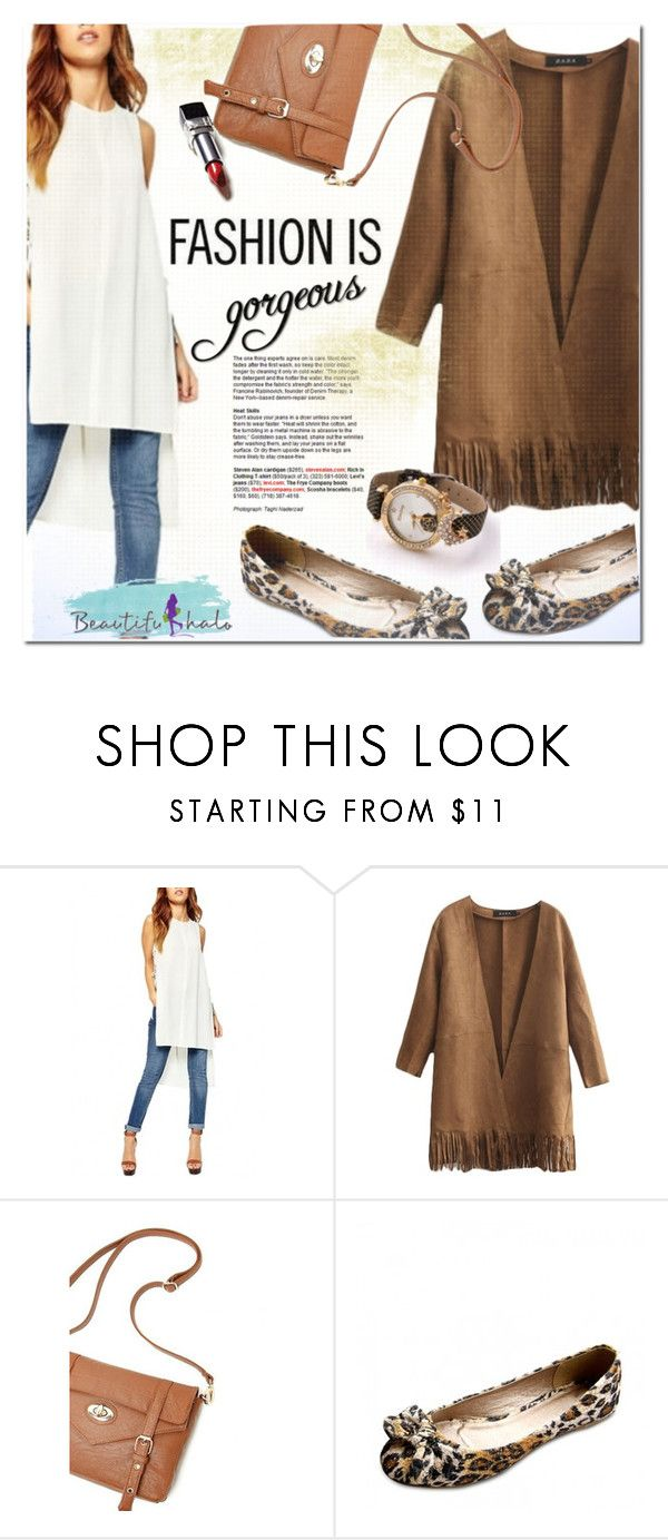 """""""Fashion is *Beautifulhalo #7*"""" by rosie305 ❤ liked on Polyvore featuring Therapy and bhalo"""