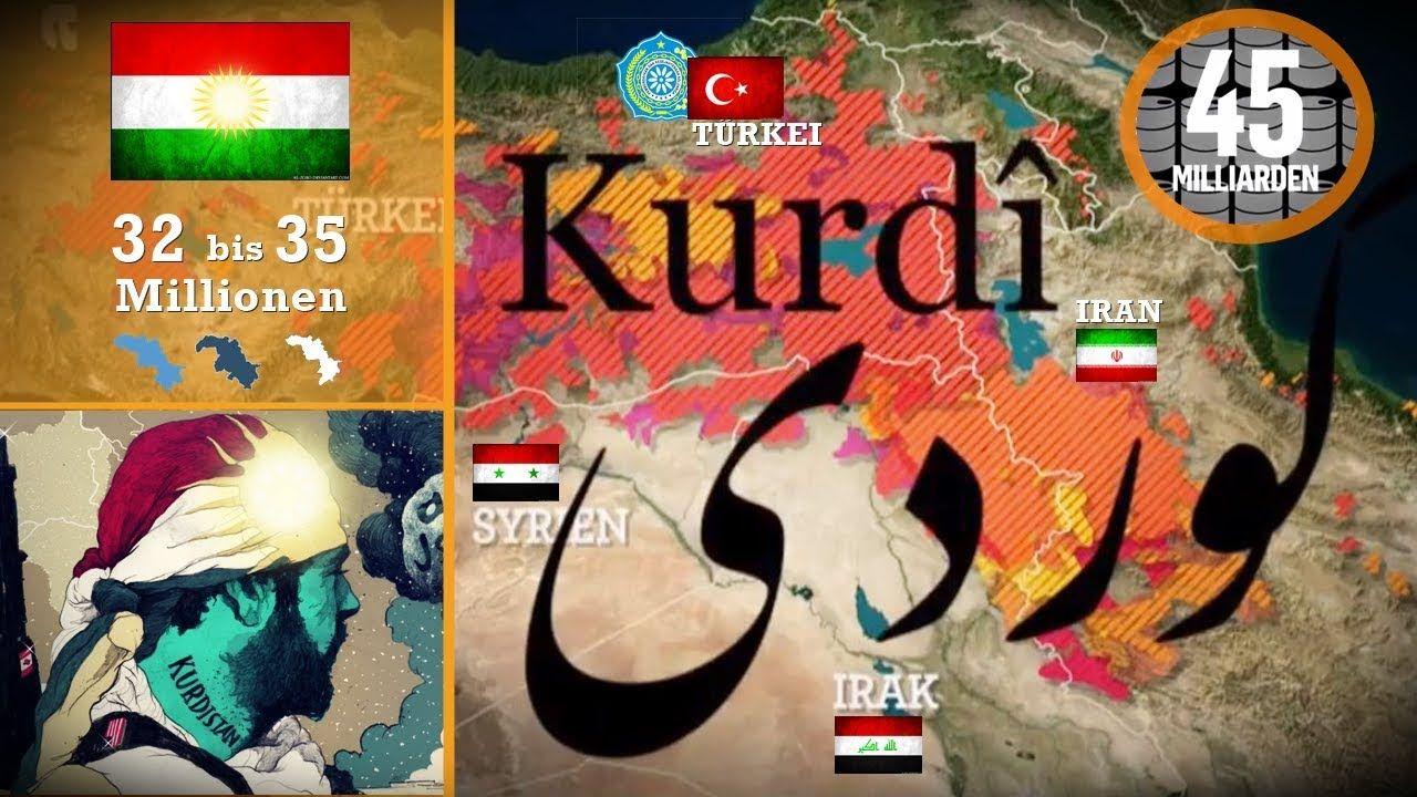 Kurdistan Ein Staat Oder Kurdische Staaten Mit Offenen Karten
